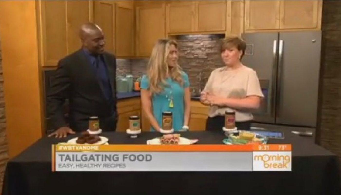 WBTV's Morning Break features Betsy's Best - Top5MediaTop5Media