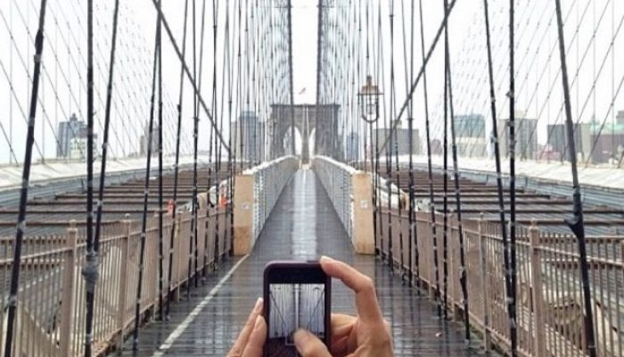 Building a bridge to your website using Instagram!