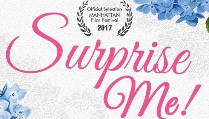 """Surprise Me!"", A Romantic Comedy Diet About America's Obsession with Food, Premieres at Cinema Village in NYC"